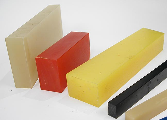 Polyurethane Squares and Rectangular Bars